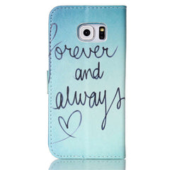 Forever Stand Leather Case For Samsung S6 Edge - BoardwalkBuy - 4