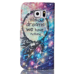 Dream Stand Leather Case For Samsung S6 Edge - BoardwalkBuy - 4