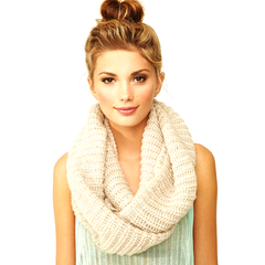 Infinity Scarf - Assorted Colors - BoardwalkBuy - 2