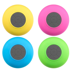 Bluetooth Shower Speaker - Assorted Colors - BoardwalkBuy - 3