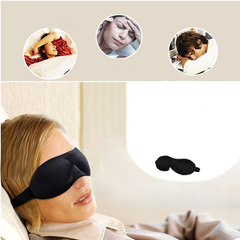 3D Sleeping Eye Mask - BoardwalkBuy - 1