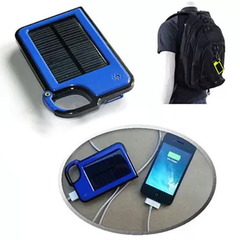Smartphone Clip-On Solar Charger - Assorted Colors - BoardwalkBuy - 1
