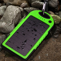Smartphone Clip-On Solar Charger - Assorted Colors - BoardwalkBuy - 7
