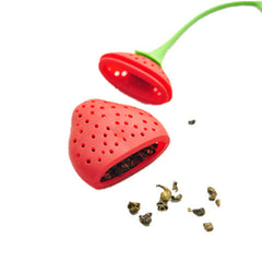 Strawberry Tea Infuser - BoardwalkBuy - 1