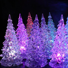 LED Crystal Christmas Tree - BoardwalkBuy - 2