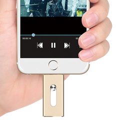 iOS Flash USB Drive for iPhone & iPad - BoardwalkBuy - 1