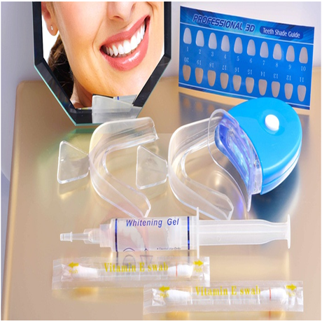Professional 3D Teeth-Whitening Kit - BoardwalkBuy