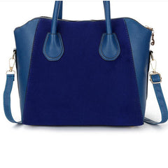 Women Nubuck Leather Handbag - BoardwalkBuy - 4