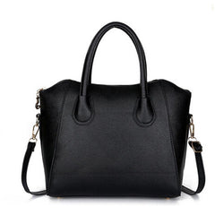 Women Nubuck Leather Handbag - BoardwalkBuy - 2