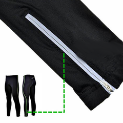 Mens Cycling and Running Tights - BoardwalkBuy - 3