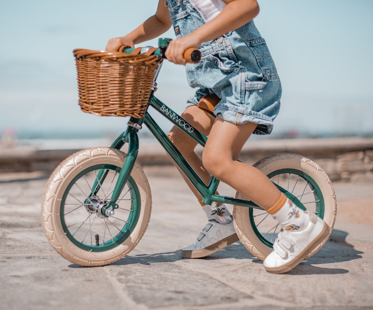 Kids' bikes, trikes and helmets from Banwood