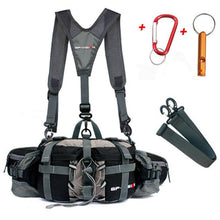 Load image into Gallery viewer, Professional 800D Outdoor Hiking Waist Pack - Bicycle Bits