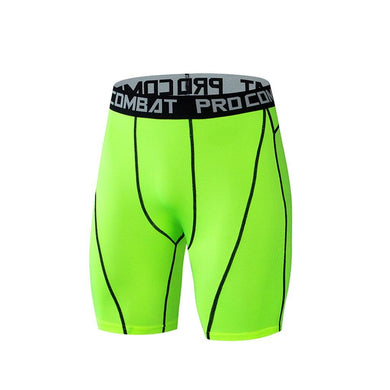 Men Compression Shorts - Bicycle Bits