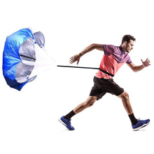 Load image into Gallery viewer, Resistance Training Parachute - Bicycle Bits