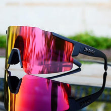 Load image into Gallery viewer, Wraparound Cycling Glasses - Bicycle Bits
