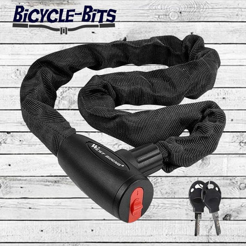 Security Reinforced Bike Lock - Bicycle Bits