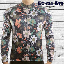 Load image into Gallery viewer, Men's Daisy Long Sleeve Jersey - Bicycle Bits