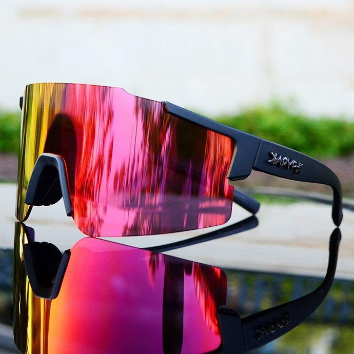 Wraparound Cycling Glasses - Bicycle Bits