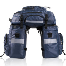 Load image into Gallery viewer, 3 in 1 65Ltr Waterproof Pannier Set