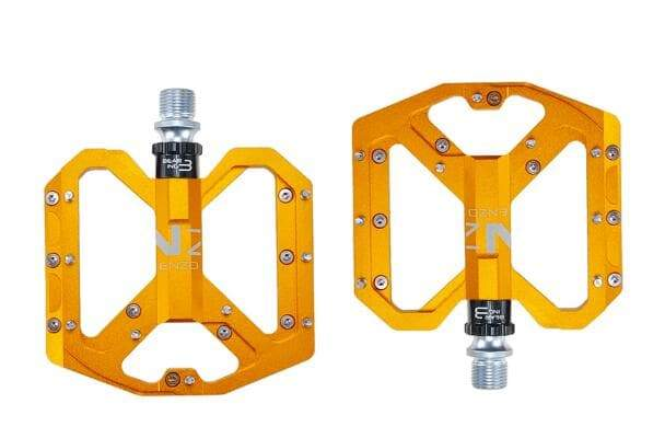 Low-Profile Alloy MTB Pedals - Bicycle Bits