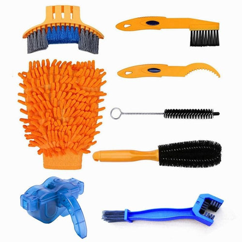 Cycling Cleaning Kit - Bicycle Bits