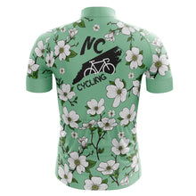 Load image into Gallery viewer, Men's North Carolina Floral Cycling Jersey - Bicycle Bits