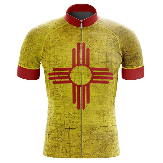 Men's New Mexico Cycling Jersey - Bicycle Bits