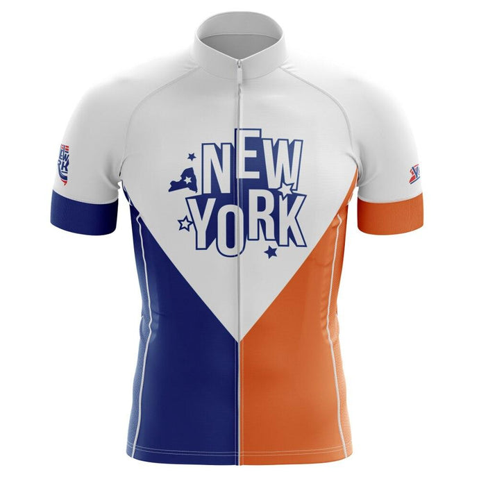 New York Cycling Jersey - Bicycle Bits