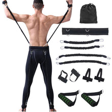 Load image into Gallery viewer, Elastic Resistance Workout Bands - Bicycle Bits
