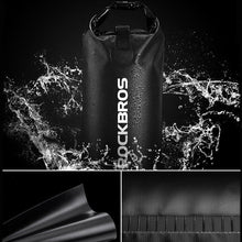 Load image into Gallery viewer, Bicycle Bits 30L & 40L PVC Roll Top Lightweight Waterproof Drybag