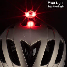 Load image into Gallery viewer, Helmet Bike Light - Bicycle Bits