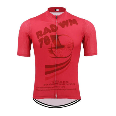 RADWM 78 Retro Jersey - Bicycle Bits