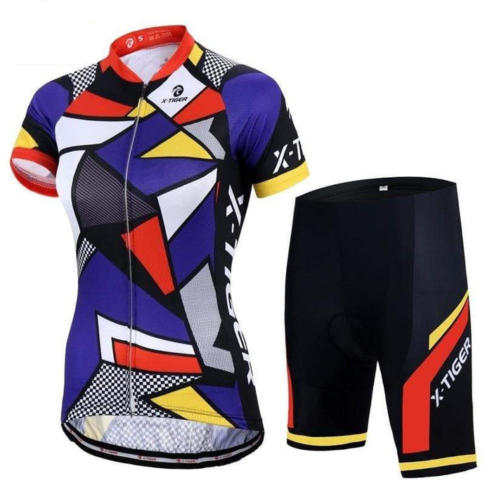 Women's Cycling Jersey Set