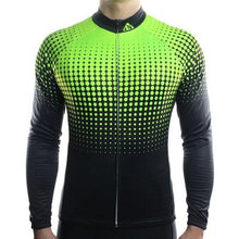 Load image into Gallery viewer, Men's Fade Down Long Sleeve Jersey - Bicycle Bits