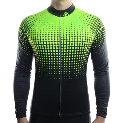 Men's Fade Down Long Sleeve Jersey - Bicycle Bits
