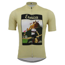 Load image into Gallery viewer, Eroica Beige Retro Jersey - Bicycle Bits