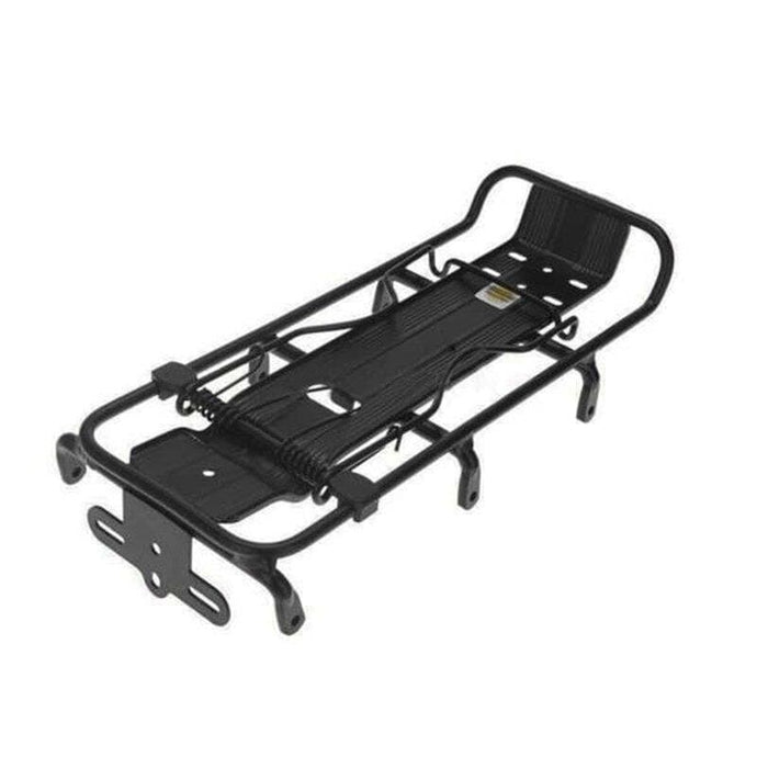 Bicycle Bits Adjustable Aluminium Luggage Quick Release Carrier Rack