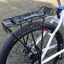 Load image into Gallery viewer, Aluminium Luggage Carrier - Bicycle Bits