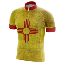 Load image into Gallery viewer, Men's New Mexico Cycling Jersey - Bicycle Bits