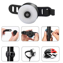 Load image into Gallery viewer, USB Bicycle Rear Light