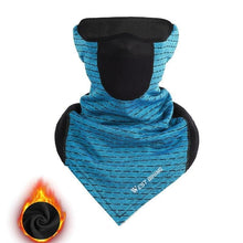 Load image into Gallery viewer, Winter Cycling Facemask Bandana - Bicycle Bits