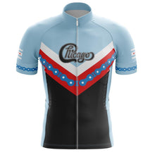 Load image into Gallery viewer, Men's Chicago Cycling Jersey - Bicycle Bits