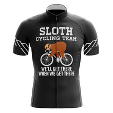 Load image into Gallery viewer, Men's Team Sloth Cycling Jesrsey - Bicycle Bits