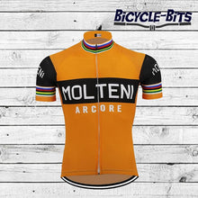 Load image into Gallery viewer, Retro MOLTENI Cycling Jersey