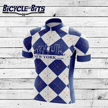 Load image into Gallery viewer, New York Lattice Cycling Jersey