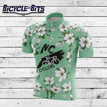 Load image into Gallery viewer, North Carolina Floral Cycling Jersey