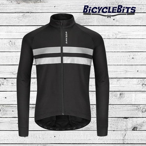 Reflective Cycling Jacket - Bicycle Bits