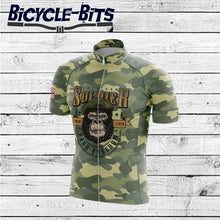Load image into Gallery viewer, Veteran Soldier Cycling Jersey - Bicycle Bits