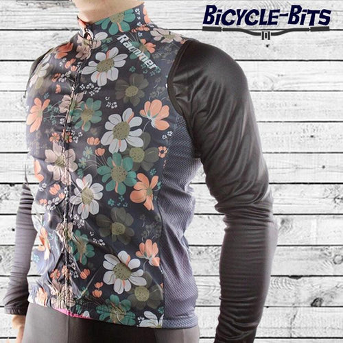 Daisy Windstopper Sleeveless Cycling Jacket - Bicycle Bits
