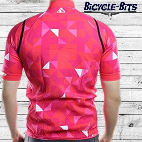 Red Triangle Windstopper Sleeveless Cycling Jacket - Bicycle Bits